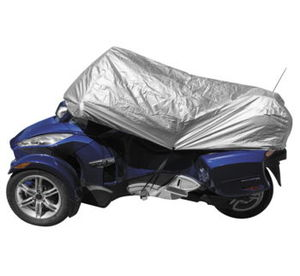 RT CoverMax Half-Cover for Can-Am Spyder