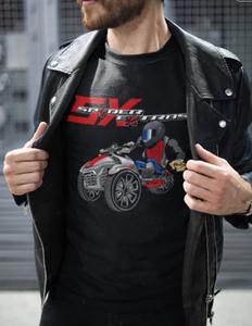 Spyder Extra's Limited Quanitiy Logo Shirt-SHORT SLEEVE