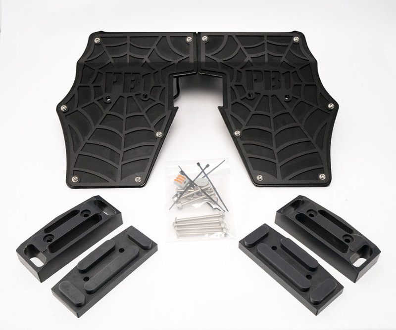 CAN-AM SPYDER F3 REAR FLOORBOARD KIT SF3-R-FLRB