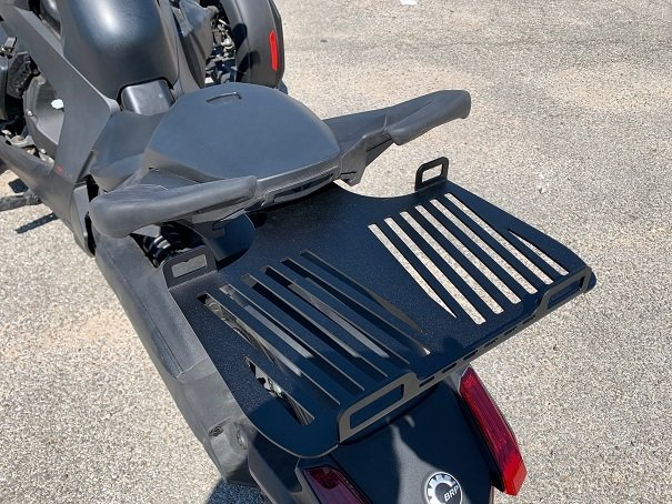SPYDER EXTRAS RYKER REAR CARRYING RACK RYK-RCK
