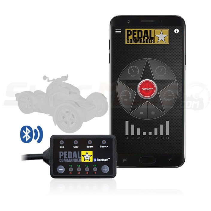 Pedal Commander Plug N Play Throttle Response Controller for the Can-Am Ryker